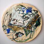 керамика стенна чиния Fakiry design