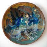 стенна чиния керамика